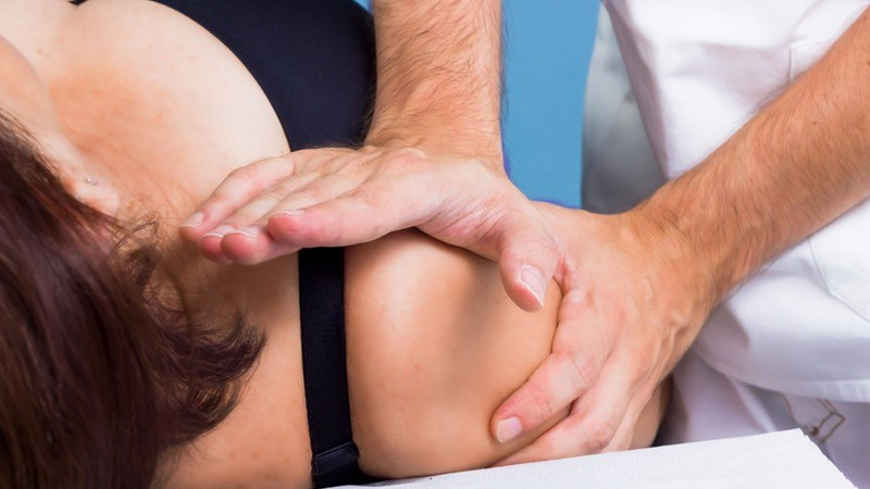 Joint mobilization and manipulation