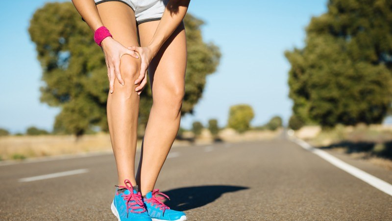 Sports and knee injuries therapy