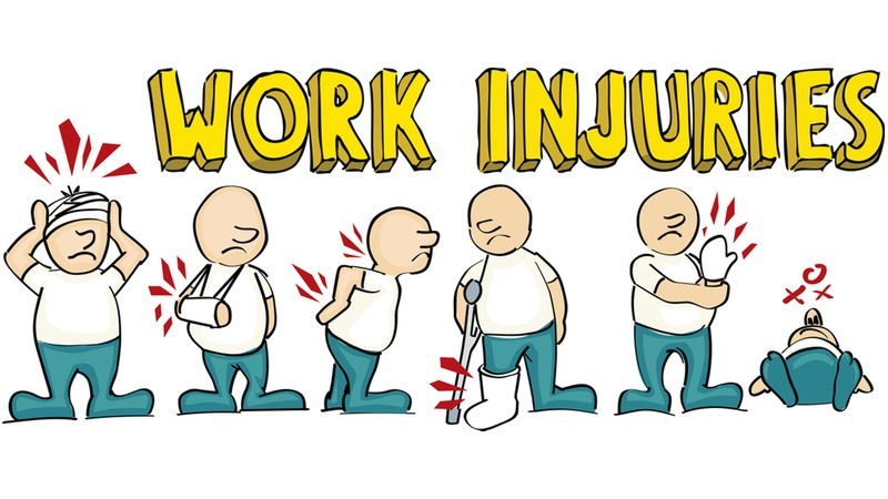 Work Injuries therapy