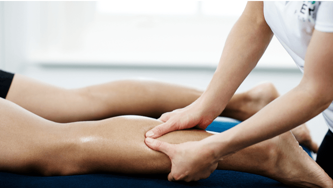 Manual sports therapy